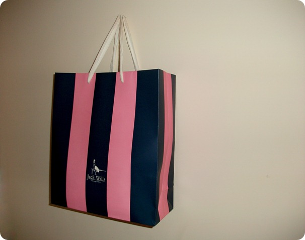 JACK WILLS BAG