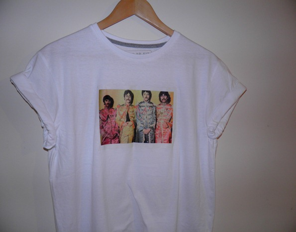 BEATLES TEE RACHEYEM 3