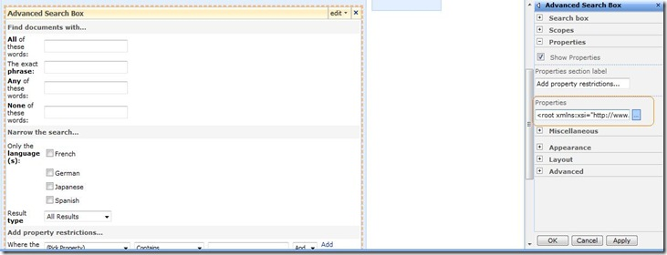 2_Advanced_Search_Webpart_Configuration_Section