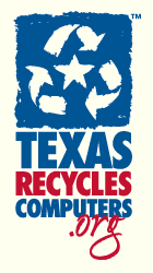 Texas Recycles Computers logo