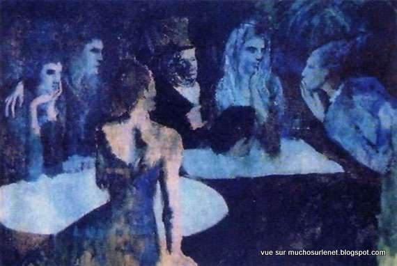 Les Noces de Pierrette de Pablo Picasso