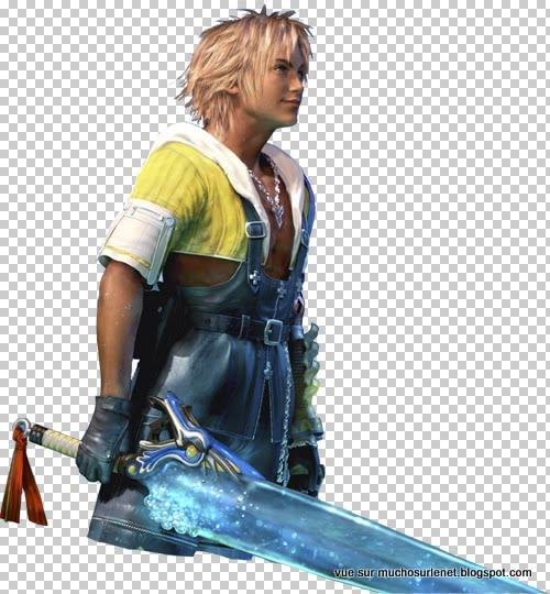 Tidus – Final Fantasy X