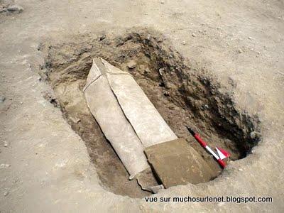 Le mystère du sarcophage en plomb