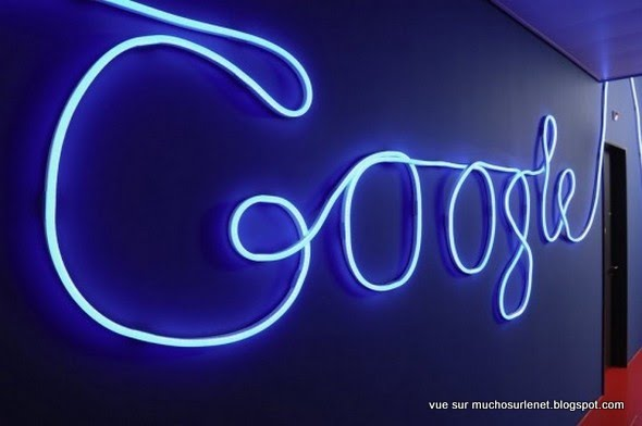 Les bureaux de Google
