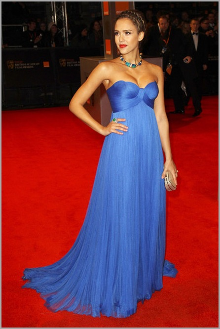 hot actress, Orange British Academy Film Awards 2011 , sexy actress, jessica alba, jesica alba