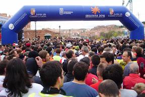 Media Maraton de Segovia