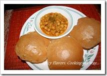 Smitha's Poori Chole