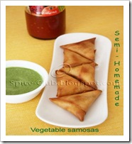 Cham's samosa-300