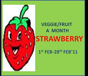 veggiefruit a month