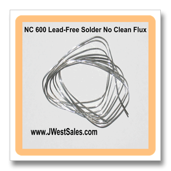 NC600 Lead-Free Solder No-Clean Flux