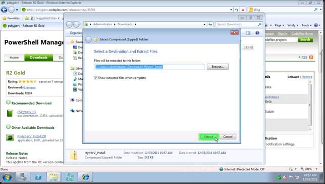 install hyper-v module11