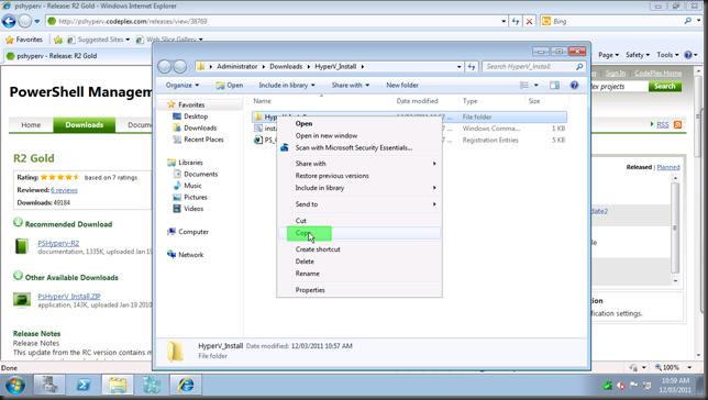 install hyper-v module20
