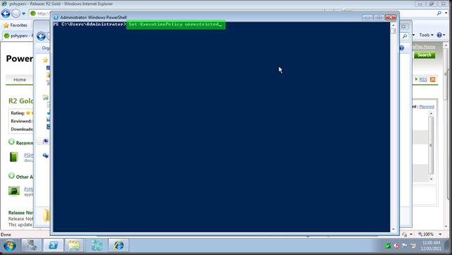 install hyper-v module25