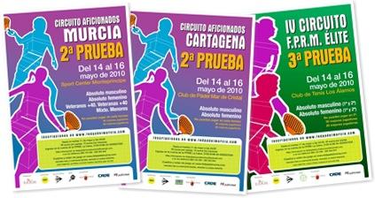Ver Circuito Federacion Pádel Murcia 2010