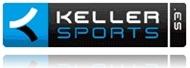 Keller Sports Logo Etiqueta