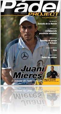 Revista PádelProyect Nº 3 Marzo-Abril de 2010