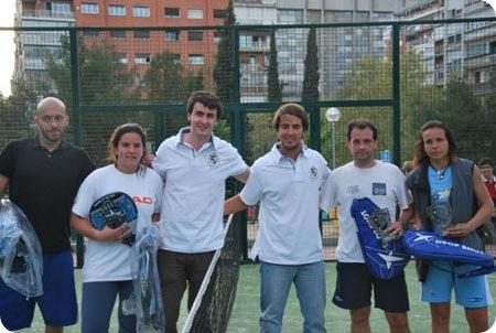 Campeonato CAIMAN SPORTS SPC Pade Damián_2