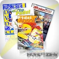 Drop Shot Revistas Padel