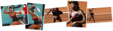Ver Venus Williams Roland Garros Vestido 2010