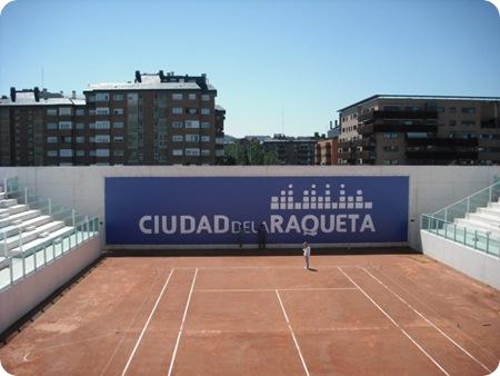 Ciudad de la Raqueta, Madrid 2010