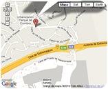 Mapa COIMBRA Padel Club Situacion