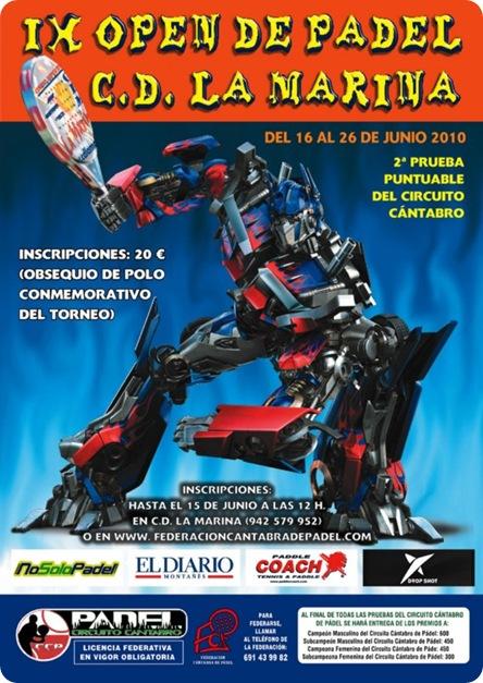 IX Open de Padel C.D. La Marina junio 2010 [800x600]