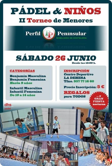 Torneo Menores Perfil Peninsular La Dehesa Centro Deportivo Pozoblanco [800x600]