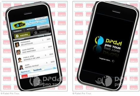 Aplicacion para Iphone del PPT 2010