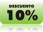 10% Descuento SPORTIS Y PLANETAPADEL