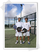hermanos Coca ganadores Torneo Padel Lobb Majadahonda