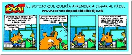 Bot el Botijo, El botijo que queria aprender a jugar al pádel_6
