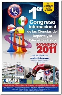congreso internacional actividad fisica y deporte sotavento 2011