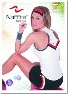 naffta con el padel femenino en 2011