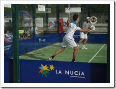 260 participantes en el Torneo Plata NB de la Federación Valenciana en Padelpoint. la nucia