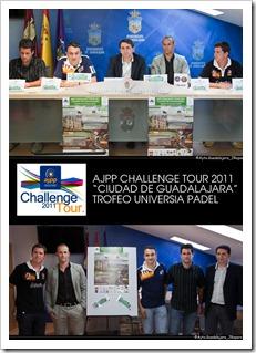 AJPP CHALLENGE TOUR 2011 CIUDAD GUADALAJARA 2011