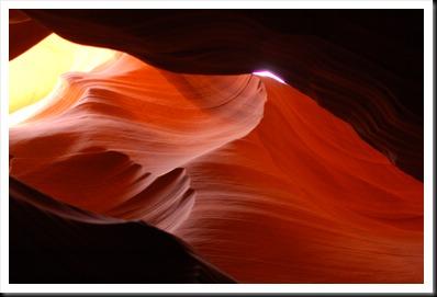 Skały w kanionie Antylopy