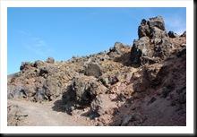 Mordor - zbocza Mt Ngauruhoe