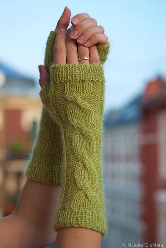 漂亮手套 - 阿明的手工坊 - 千针万线