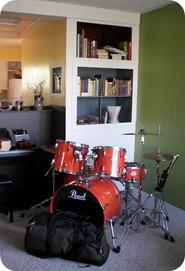 Nik's Drums: Pearl Export Select