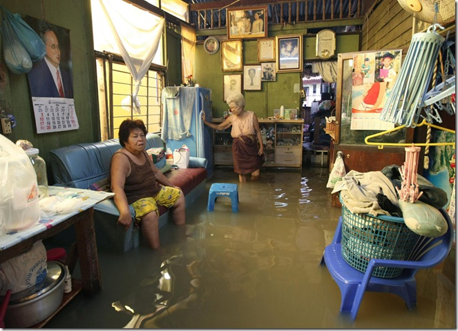 THAILAND FLOOD