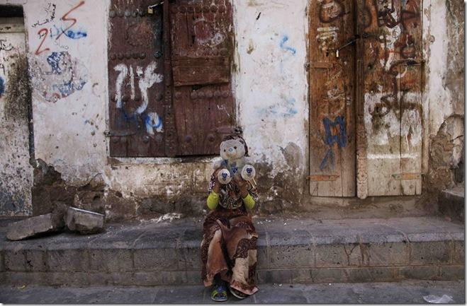 Mideast Yemen Daily Life