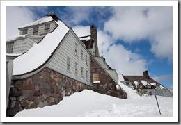 Mt Hood Snowshoeing-169