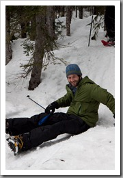 Mt Hood Snowshoeing-90