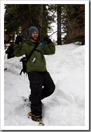Mt Hood Snowshoeing-127
