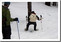 Mt Hood Snowshoeing-134