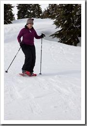 Mt Hood Snowshoeing-150