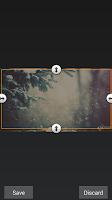 Screenshot of Lovely Snowfall Live Wallpaper
