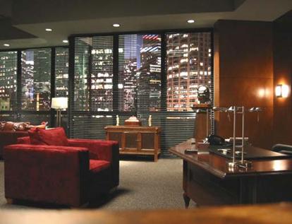 Luxury Office Space - klejonka