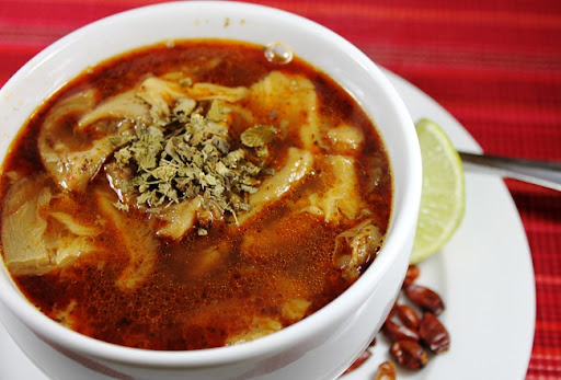 Mexico in my Kitchen: How to make Mexican Menudo Soup/ Como hacer ...