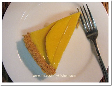 Mango pie recipe